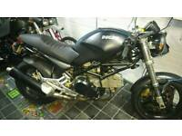 Ducati Monster 600 2002