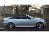 BMW 320CI Sport Auto 2003 (03)**Automatic**Long MOT**BMW Convertible for ONLY £2495