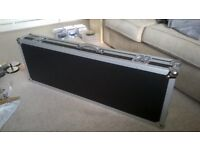 WARWICK ROCKCASE BASS GUITAR FLIGHT CASE [sell or swap for Hiscox, SKB or Ibanez hard case]