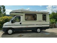Year2000 mileage 25600 Peugeot Autosleeper Talisman GX 2lTR Petrol /lpg 25600 miles