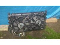 Vauxhall Insignia 2.0 cdti automatic, 2009-2016, complete radiator pack