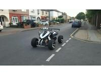 16 reg brand new quad atv