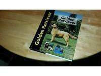 Book about Golden Retriever breed.