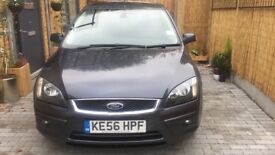 Ford Focus diesel 6 gear with MOT