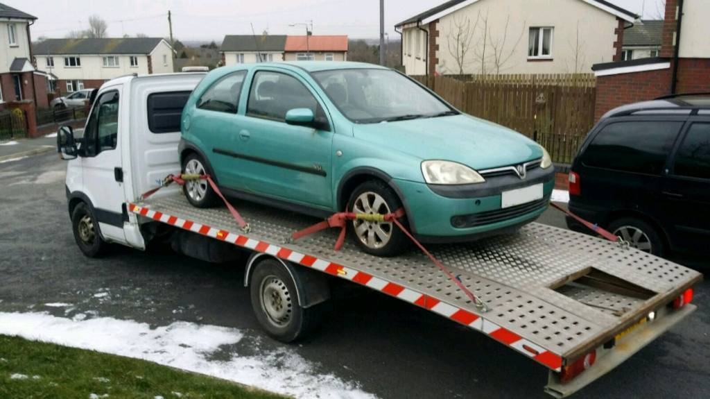 Recovery Rescue Fast Reliable Friendly We Buy Scrap - Fast reliable cars