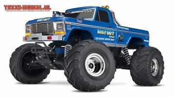 Traxxas Bigfoot, 1/10 Schaal Monster Truck TRX36034-1 TRXXS