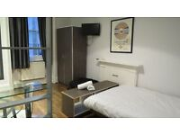 Notting HIll. Modern, practical studio flat in a recently refurbished building. Bills included