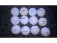 Titleist Pro V1x Golf Balls (12 Balls)