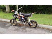 Lifan 125cc Pit Bike / Pitbike / Dirt Bike