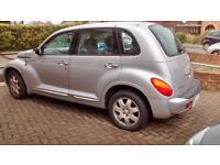 Chrysler PT Cruiser Car 2004 Spare or Repair Still MOT'D Petrol & Manual
