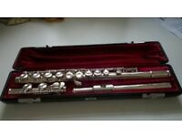 Yamaha 311 Flute – professional re-pad & overhaul