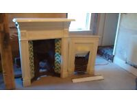 Antique fireplaces..x2..may split