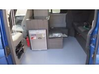 VW T5 SWB DIY CUPBOARDS, SINK, FLOOR CHEST AND TABLES
