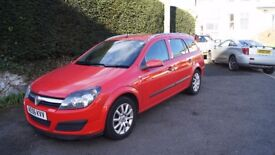 Vauhall Astra diesel estate 43k miles only