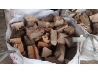 Seasoned Hardwood Logs / Firewood - free delivery within Bourne Valley area