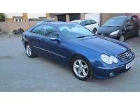 Mercedes Benz CLK £1999 ono
