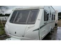 Abbey (Swift) Safari 495 - 4 Berth Touring Caravan