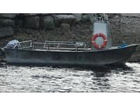 20ft work boat