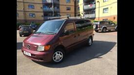 Mercedes Vito disability ( wheel chair) van