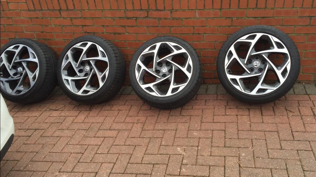 Vauxhall Insignia 19 Inch Atomic Alloys In Gateshead
