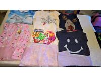 Immaculate Selection of Girls Clothes age 7-8 years