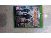 Xbox One Tom Clancys Division