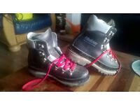 raichle size 5 winter boots