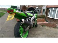Kawasaki ZX6R 2001 30k miles GREAT condition and PRICE !!!!!