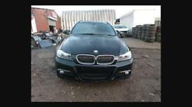 Breaking BMW 325d 2011