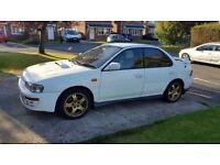 Subaru Impreza Wrx Turbo £1500 NO OFFERS!!!