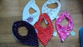 Lovjoy Bandana Baby Dribble Bibs bundle