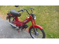 Tomos A3 M Classic Moped similar to Puch Maxi 50cc
