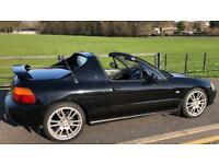 RARE HONDA CRX DEL-SOL 1.5L VTEC full year mot convertible electric roof 1 owner