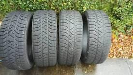 195/45 R16 Pirelli Snowcontrol Winter Tyres