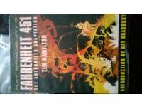 farenheit graphic book