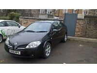 2006 Nissan Primera 1.8 (2 PREV OWNERS ONLY 90K ON CLOCK) mot'd oct 17 SWAP P\X ????