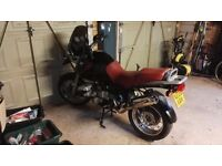 BMW R1100GS ABS with Panniers, 28000 miles. Very good condition. 1996