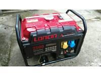 2500 Watts Lincon Petrol Generator