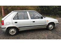 SKODA 5 DOOR FAMILY CAR 1.3L (2000) low 44k miles year mot