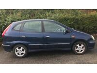 CHEAP NISSAN TINO 1.8L (2004) year Mot Family car