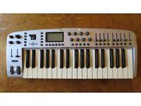 M-Audio Ozonic 37 Key Audio/Midi Interface and Controller