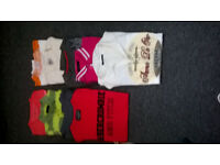 Mens T shirt and shirt bundle