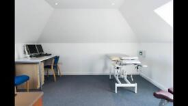 treatment room for hire