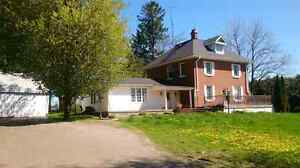 house with land and swim pool in stouffville for rent $2500