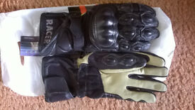 Racer Multitop gloves size S