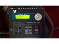 electronic drum kit module brain