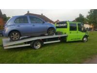 scrap car and van collection