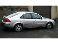 FORD MONDEO TDCI SPARES OR REPAIR