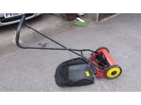 Wolf Garten Push Mower