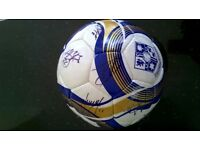 Tranmere Rovers Signed Football